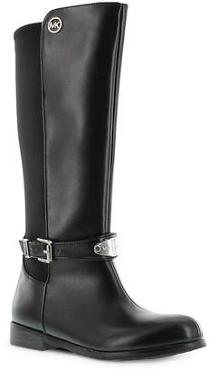 MICHAEL Michael Kors Girls' Parson Tall Boots - Little Kid, Big Kid $49 thestylecure.com