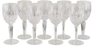 Waterford Set of 8 Kildare Claret Wine Glasses
