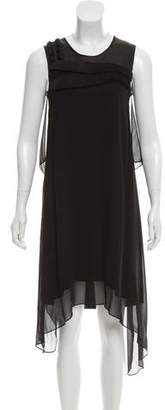 Rue Du Mail Sleeveless Midi Dress w/ Tags