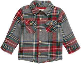Peek Essentials Peek Shane Plaid Flannel Shirt