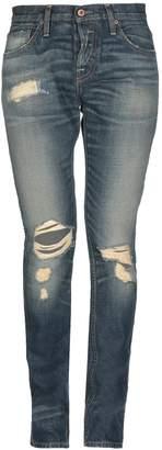 NSF Denim pants - Item 42689749WR