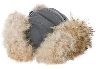 Canada Goose Down Filled Coyote-Fur Trimmed Hood