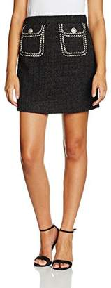 CeCe Darling London Women's Skirt Plain Skirt