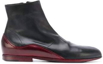 Marsèll panelled ankle boots