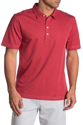 Travis Mathew Crenshaw Trim Fit Golf Polo