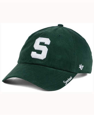 '47 Brand Women's Michigan State Spartans Shine On Cap $24.99 thestylecure.com