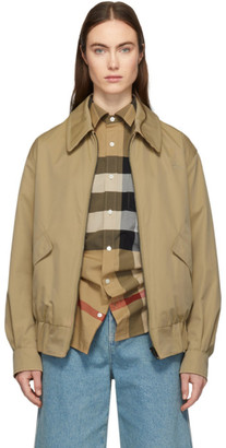 Burberry Reversible Beige Stratford Jacket