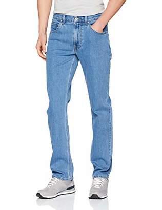 9a8fe348 Lee Men's Brooklyn Straight Straight Straight Jeans,W34/L32