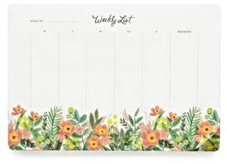 Rifle Paper Co. Weekly Desk Planner