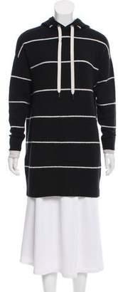 Alice + Olivia Oversize Striped Sweater