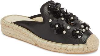 Patricia Green Tia Embellished Espadrille Mule