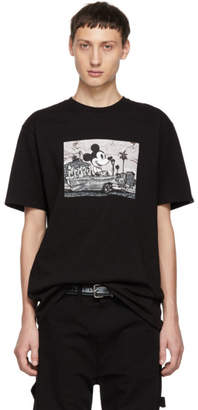 Vans Black Disney Edition Mickeys 90th Birthday T-Shirt