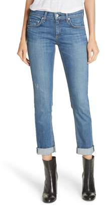 Rag & Bone Dre Slim Fit Boyfriend Jeans