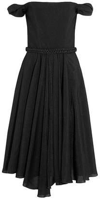 Unique Knee-length dress