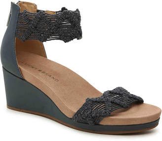 Lucky Brand Kaydyn Wedge Sandal - Women's