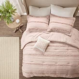 JLA Home Alexis Ruffle Comforter Set - 5pc