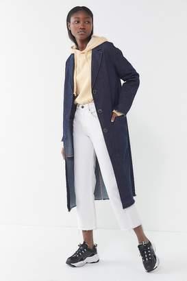 Levi's Levi's Denim Button-Front Duster Jacket