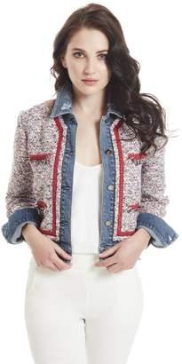 Alberto Makali Boucle Jacket