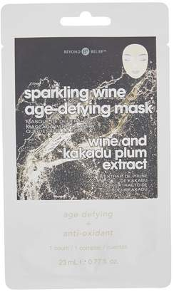 Beyond Belief Sparkling Wine Hydrating & Age-Defying Sheet Mask