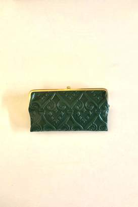 Hobo Lauren Green Wallet