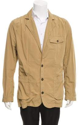 Edun Lightweight Button-Up Jacket