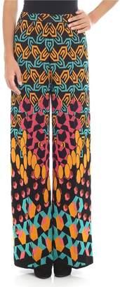 M Missoni Geometric Pattern Trousers