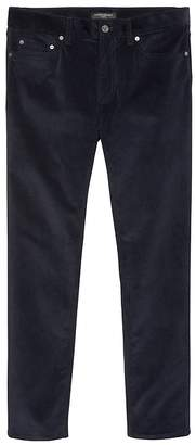 Banana Republic Slim Traveler Corduroy Pant