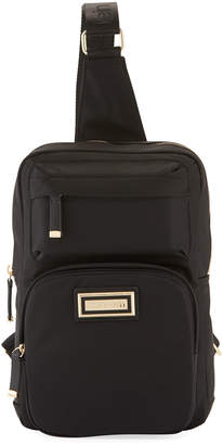 Calvin Klein Single Strap Nylon Backpack