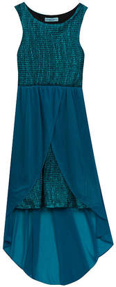 Rare Editions Embellished Sleeveless Maxi Dress - Big Kid Girls