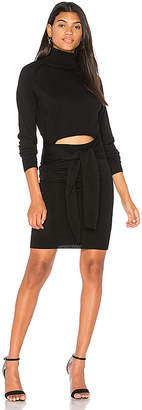KENDALL + KYLIE Tie Front Dress
