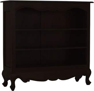 Kayu Estate Bookcases Annalise Chocolate Bookshelf, Small