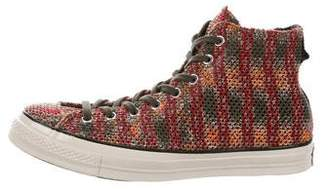 Converse Missoni x Chuck Taylor Knit Sneakers w/ Tags
