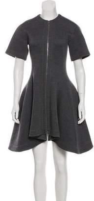 Christian Dior Wool A-Line Dress