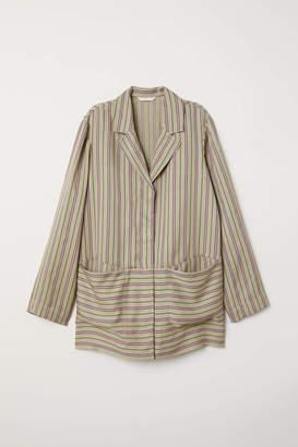 H&M Striped jacket