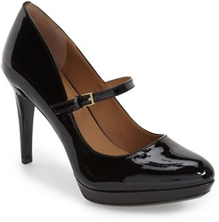 Women's Calvin Klein 'Paislie' Platform Mary Jane Pump $109.95 thestylecure.com