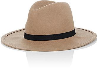 Hat Attack HAT ATTACK WOMEN'S WOOL FELT FEDORA $99 thestylecure.com