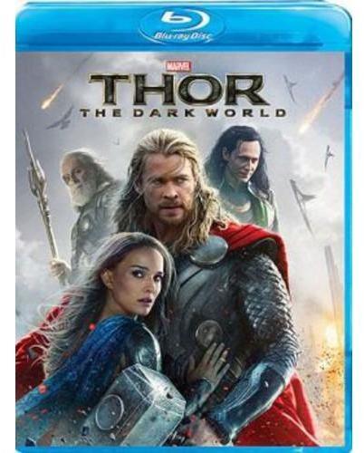"WALT DISNEY VIDEO ""Thor: The Dark World"" Blu-ray"
