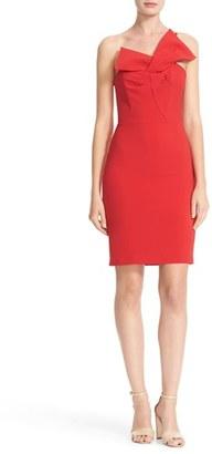 Women's Parker Giulianna Bow Sheath Dress $378 thestylecure.com