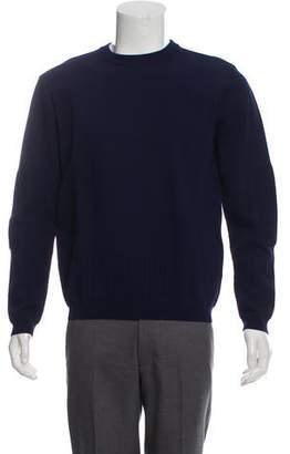 Kenzo Textured Crew Neck Sweater