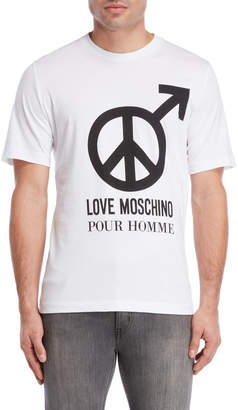Love Moschino Pour Homme Tee