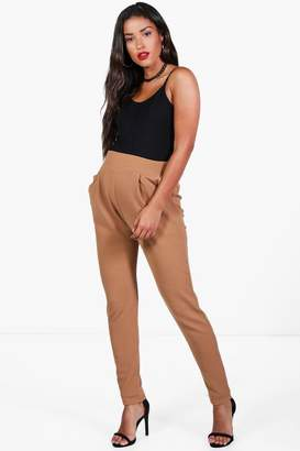 boohoo Maternity Cally Pleat Front Trouser