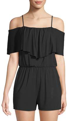 Tart Women's Taci Off-Shoulder Romper