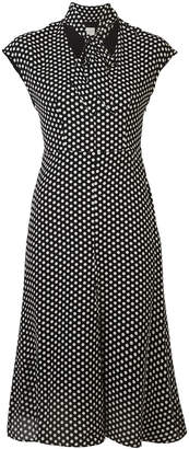 Milly polka dotted summer dress