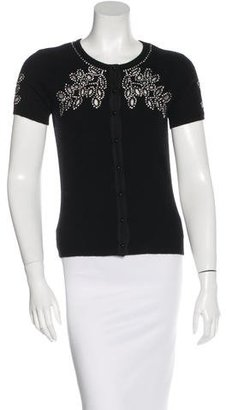 LAMB Embellished Cashmere Cardigan $95 thestylecure.com