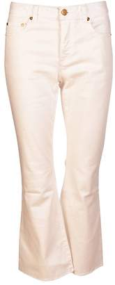 Michael Kors Flared Cropped Jeans