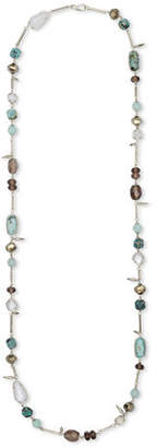Kendra Scott Ruth Necklace w/ Mixed Stones, 38""