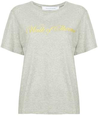 Walk Of Shame round neck T-shirt
