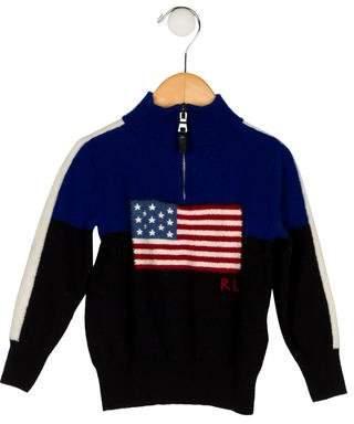 Ralph Lauren Boys' Wool Sweater