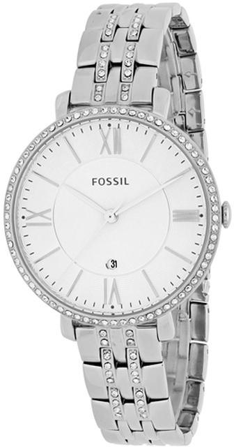 FossilFossil Jacqueline Collection ES3545 Women's Analog Watch with Diamond Accents
