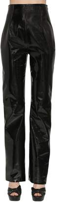 16Arlington Patent Leather Pants